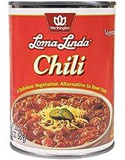 Loma Linda - Plant-Based - Chili (20 oz.) (Pack of 12) - Kosher