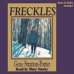 Freckles  Audiobook