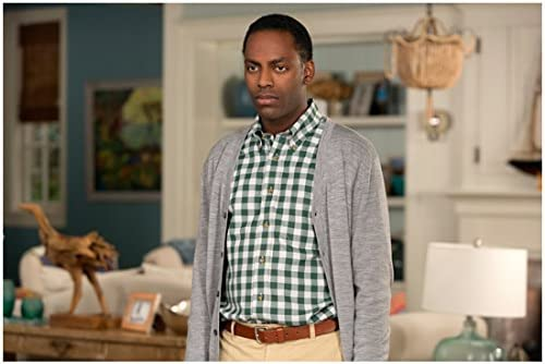 Baron Vaughn 8 Inch X10 Inch Photograph Grace And Frankie Tv Series 2015 Standing Wearing Grey Sweater Kn At Amazon S Entertainment Collectibles Store