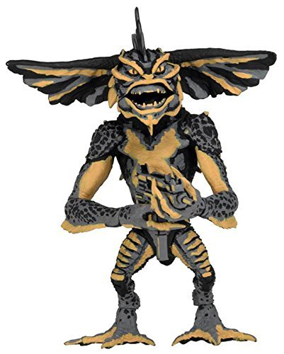 Gremlins 2 New species , Reborn , raw 7 inches Action Figure Mohawk ( classic video game appearance ) by Neka