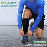 Calf Compression Sleeves - Leg Compression Socks