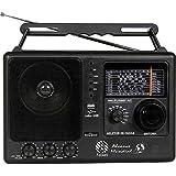 Radio Motobras 8 Faixas USB FM/OC - RM-PUSM81AC