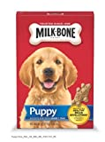 Milk-Bone Original Biscuits for Puppies, 16-Ounce Boxes (Pack of 6), My Pet Supplies