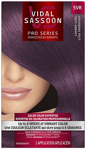 Vidal Sassoon London Luxe 5vr London Lilac 1 Kit