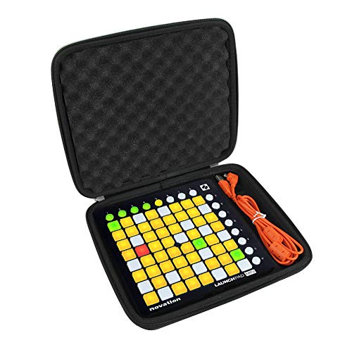 Hermitshell Travel Case for Novation Launchpad Controller (Case for Launchpad Mini MK2)