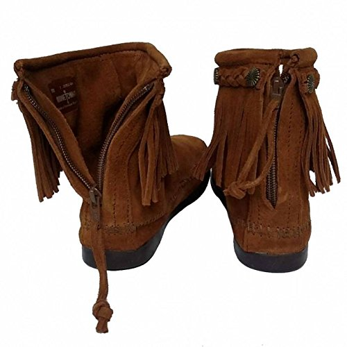 Minnetonka Women's Boots Brown - Brown 67B32gdbC