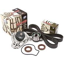 Evergreen TBK143WP 88-95 Honda Civic Del Sol 1.5 SOHC D15B1 D15B2 D15B6 D15B7 D15B8 Timing Belt Kit Water Pump