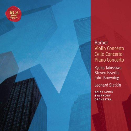 Barber: Violin Concerto; Cello Concerto & Piano Concerto: Classic Library (Barber Piano Concerto)