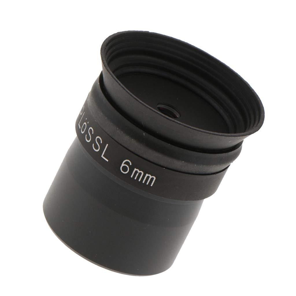 Baosity 1.25インチ/31.7mm Plossl 望遠鏡 接眼レンズ 6mm 天文学/月/惑星/深天/天体用 詳細   B07H4NF1DD