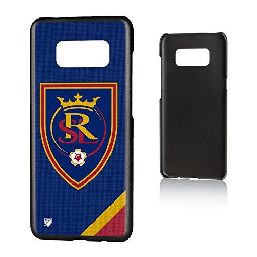 Keyscaper MLS Real Salt Lake Solid Slim Case for Galaxy S8, Black by Keyscaper