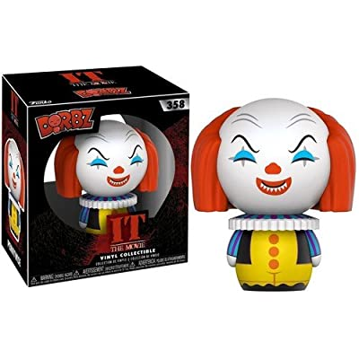 Funko Dorbz: Horror - Pennywise Collectible Figure: Funko Dorbz:: Toys & Games