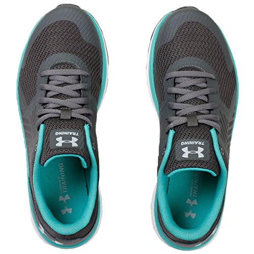 Grey Micro Outdoor G Multisport Femme Rhino Press Under Ua Armour W Tr Chaussures qw7xt71