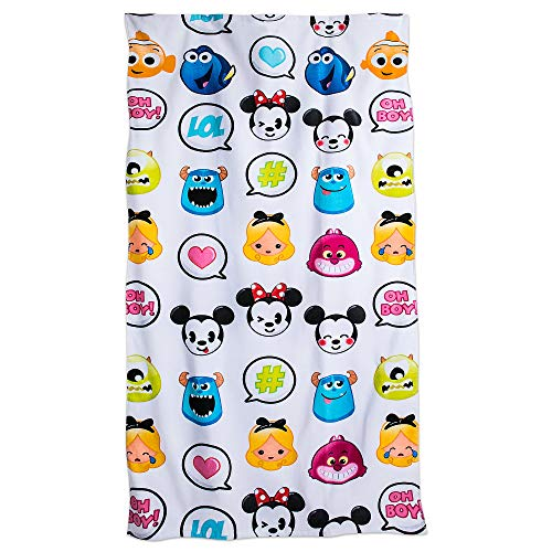 Beach Towel Disney - Disney Emoji Beach Towel
