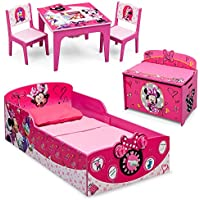 Delta Minnie Mouse 3-Piece Toddler Bedroom Set