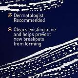 PanOxyl Antimicrobial Acne Creamy Wash, 4% Benzoyl