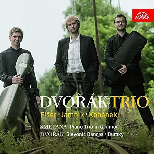 Dvořák: Dumky, Slavonic Dances - Smetana: Piano Trio