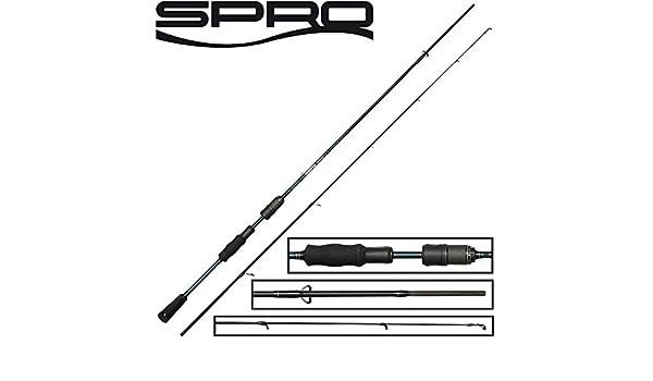 Spro Freestyle Skillz Micro Lure 2,10 m 1 – 8 G – Caña de pescar ...