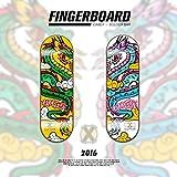 SOLDIER BAR 9.0 Fingerboards Deck