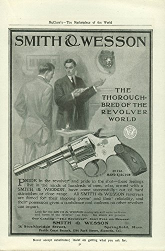 32-cal-hand-ejector-smith-wesson-thoroughbred-of-the-revolver-world-ad-1907