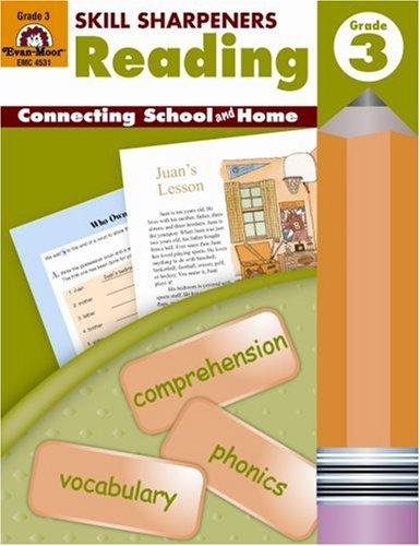Read Online Skill Sharpeners Reading, Grade 3 ebook