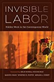 img - for Invisible Labor: Hidden Work in the Contemporary World book / textbook / text book