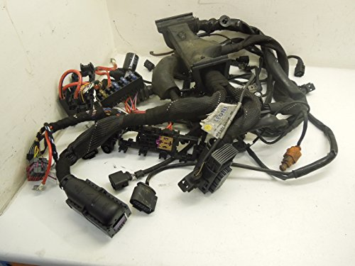 Audi A6 C6 2.0 TDI Engine Wiring Loom for Manual Gearbox: