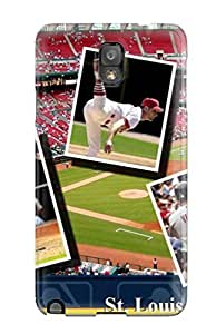 st_ louis cardinals MLB Sports & Colleges best Note 3 cases