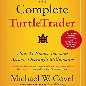 The Complete TurtleTrader | Livre audio