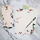 Stationary Paper and Envelopes Set,60PCS Stationary