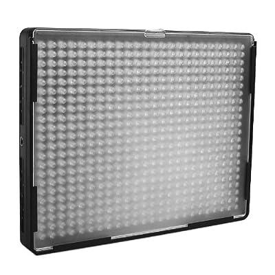 Aputure Amaran AL-528W LED Video Light Compatible with Sony NP-F series: NP-F550/F570/F770/F960/F970, NP-FM series: FM50/FM51/FM55H/FM500H, NP-QM series: QM50/QM51/QM71D/QM91D