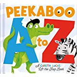 Peekaboo A to Z: An alphabet book with bite!