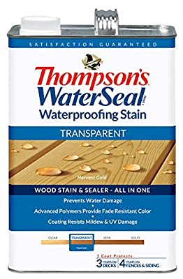 THOMPSONS WATERSEAL Transparent Stain