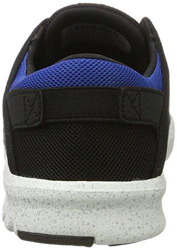 Bleu Noir Baskets Scouts Noir Etnies noir IS6Xp6wqx