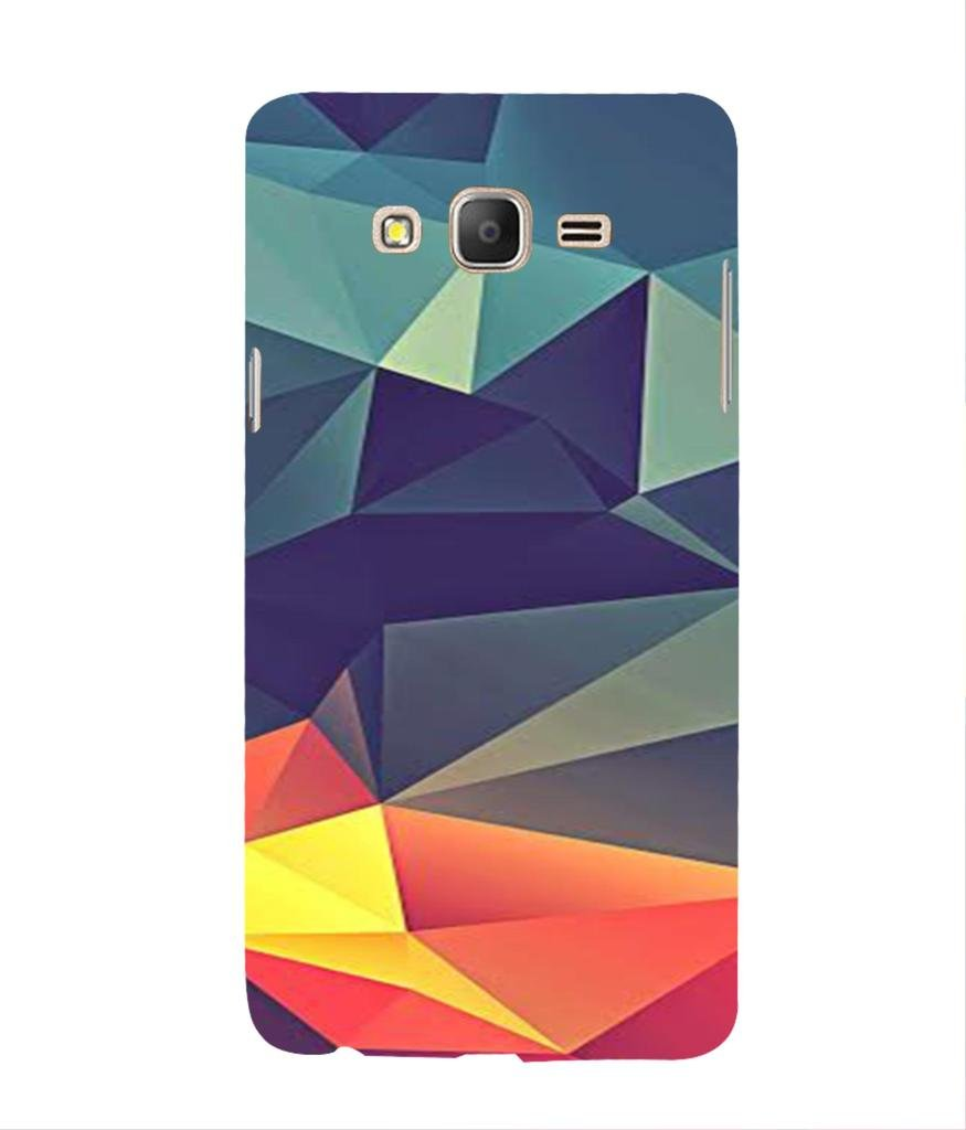 brand new 1bc53 30b51 For Samsung Galaxy On5 -Livingfill- Abstract modern: Amazon.in ...