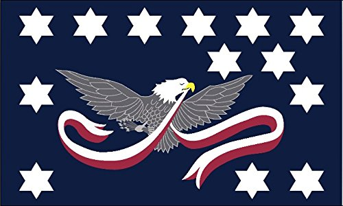 Whiskey Rebellion Flag from SoCal Flags 3x5 Foot Polyester Tax Protest Banner - Sold by An American Company Weather Resistant Durable - 100d Material Not See Thru Like Other Brands - Whiskey Valley