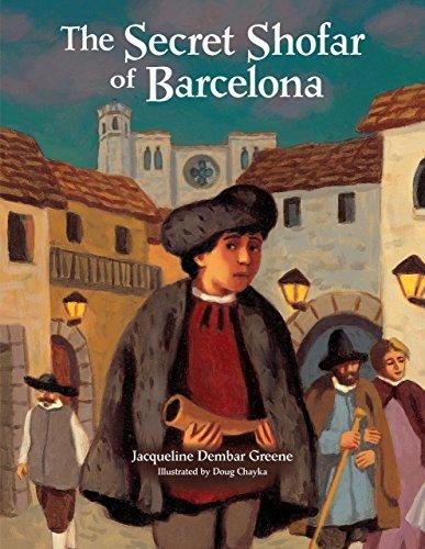 The Secret Shofar of Barcelona (High Holidays) (Barcelona Brands)