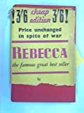three romantic novels of cornwall: rebecca, frenchman's creek, jamaica inn