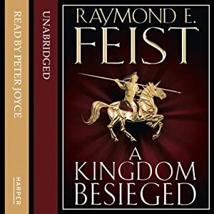 A Kingdom Besieged Audiobook