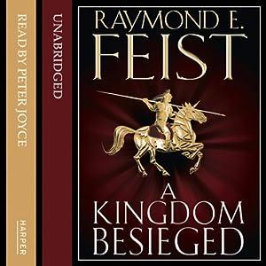 A Kingdom Besieged Hörbuch