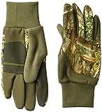 Hot Shot Men's Eagle Gloves, Realtree Edge, Large