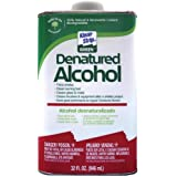Klean-Strip Green QKGA75003 Denatured Alcohol, 1-Quart by Klean-Strip/Wm Barr