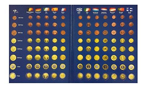 Sammelalbum Euro Collection Als Einsteckalbum Für Euro