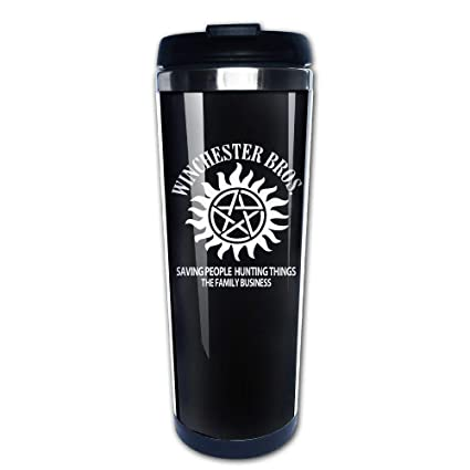 01541706524 Amazon.com: Supernatural Coffee Mug Starbucks/Thermal/Travel Mug Tumbler:  Kitchen & Dining