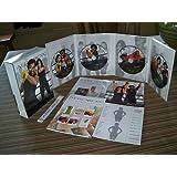 Aerobox System of Sleek 4dvd Program with Books and Measuring Tape