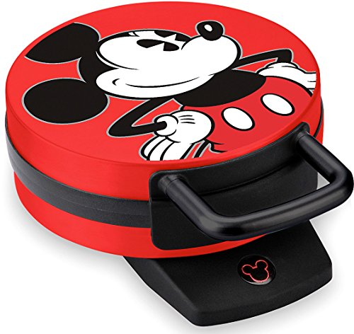 Select Brands Mickey Waffle Maker product image