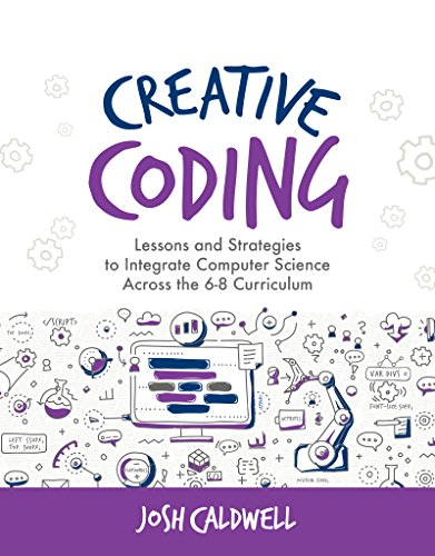 Creative Coding: Lessons and Strategies to Integrate Computer Science Across the 6-8 Curriculum
