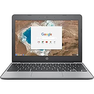 2018 Newest Renewed HP 11.6in Business Chromebook-Intel Celeron Dual-Core Up to 2.48 GHz Processor, 4GB RAM, 16GB SSD, Intel HD Graphics, HDMI, Chrome OS-Dark Gray(Renewed)