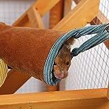 JanYoo Hamster Hammock Cage Accessories Hanging