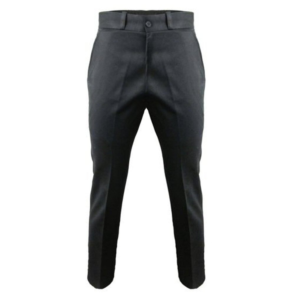60s – 70s Mens Bell Bottom Jeans, Flares, Disco Pants Relco Mens Sta-Press Mod Trousers  AT vintagedancer.com