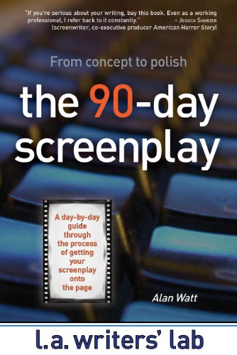The 90-Day Screenplay: From concept to polish (Polish Screen)